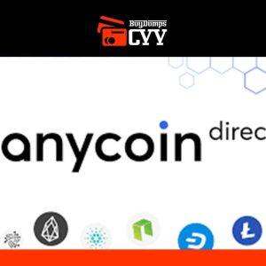 Anycoin Direct level 5 VERIFIED account AnycoinDirect.eu.