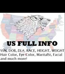 FULLS US (DL,SSN,DOB,SCORE).